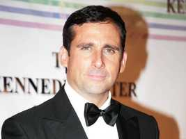 """Steve Carell, ConcordRaised in Acton, Carell spent time as a mail carrier in Littleton before switching to acting. He's had the lead role in movies like """"Evan Almighty"""" and """"The 40-Year-Old Virgin"""" and starred in the NBC television series """"The Office."""""""
