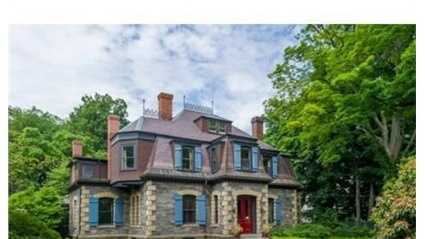 19 Colchester is on the market in Brookline for $3.99 million.