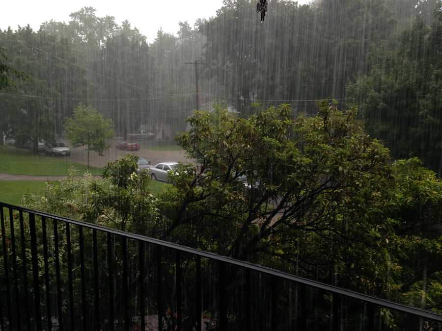 Stoneham rain