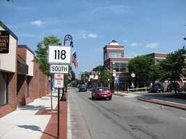 #22 Attleboro -- Attleboro saw 154 homes sold in Q2 2014, an increase of 25.2%. The median home price is $238,000, an increase of 8.18%