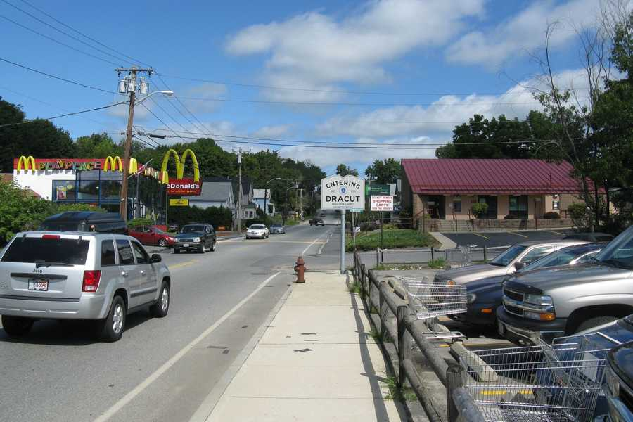 #23 Dracut -- Dracut saw 110 homes sold in Q2 2014, an increase of 25%. The median home price is $245,000, an increase of 16.67%