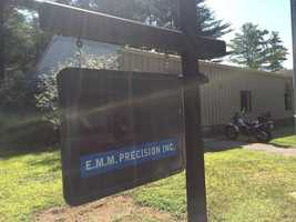 """Kibby also recently lost his job. He worked at E.M.M. Precision, Inc., for five years. He was described as """"good worker,"""" but was let go from his job in April because work was slow."""
