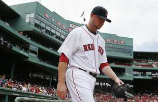Jon Lester was part of the 2013 World Series winning Boston Red Sox team. But, the Red Sox traded the pitcher to the Oakland Athletics, after being unable to sign him to a long term contract.
