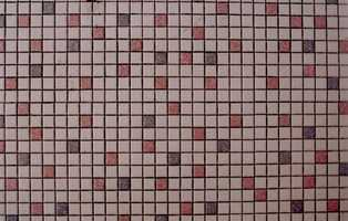 Grout: Once a year