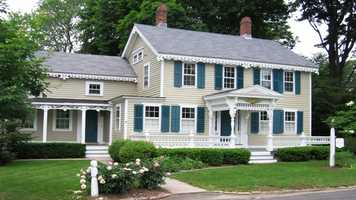 Many older houses feature mother-in-law suites, and some newer construction offers two master bedrooms. Two can live cheaper than one, and this setup can offer companionship as well.