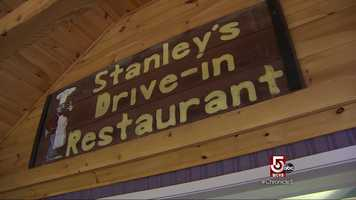 """The Sunrise Shack opened less than a year ago, in what had been """"Stanley's"""" for 50 years."""