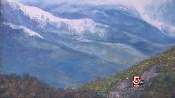 """""""The legacy of the White Mountain painters has carried on."""""""