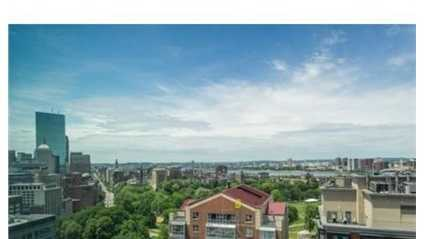 1 Avery St. #22A is on the market in Boston for $2.4 million.