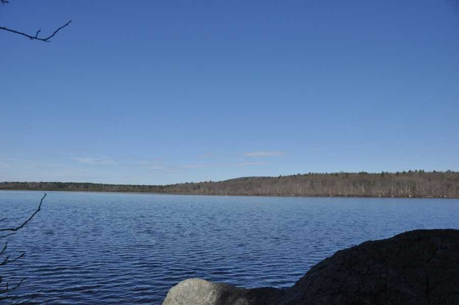 """Blue Hills of Massachusetts"" became the Massachusetts State Poem in 1981."