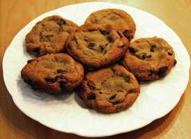 The Chocolate Chip Cookie is the official Massachusetts State Cookie.