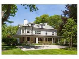 78 Winter St. is on the market in Lincoln for $3.3 million.