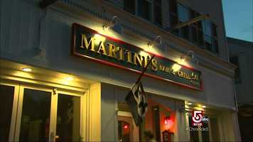 Tuesday's are jazz nights at Martini's Bar and Grill in Plymouth