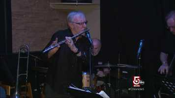 You can hear local greats like Kenny Wenzel and his band.
