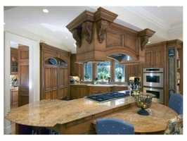 The state of the art kitchen is the heart of the home.