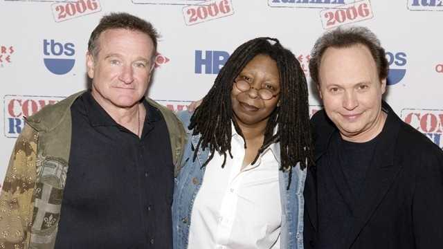He teamed up with Whoopie Goldberg and Billy Crystal to host the first Comic Relief fundraiser in 1986.