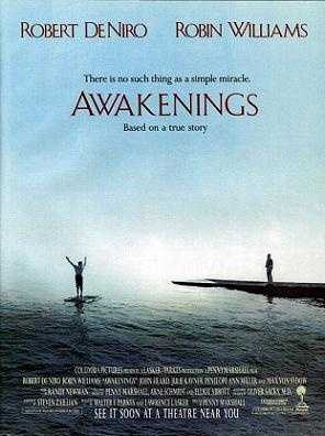 """Williams was nominated for a Golden Globe for 1990's """"Awakenings."""""""