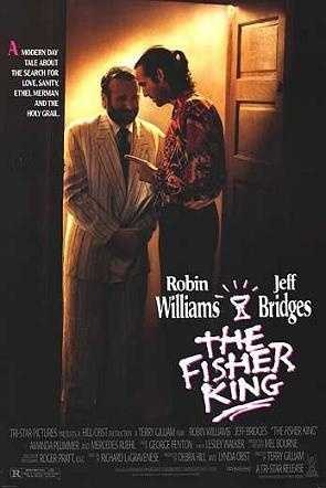 """He starred as Henry """"Parry"""" Sagan in """"The Fisher King"""" in 1991."""