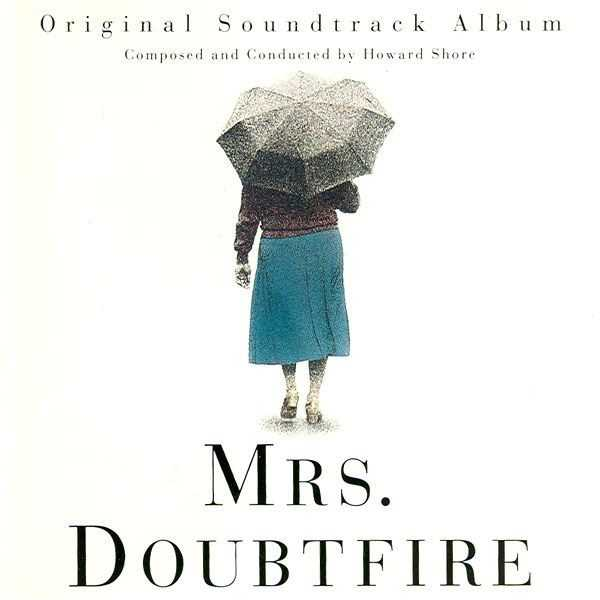 """Williams was everyone's favorite nanny in """"Mrs. Doubtfire"""" in 1993."""