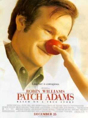 "He was ""Patch Adams"" in 1998."