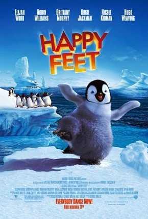 """He voiced Ramon in """"Happy Feet"""" in 2006."""