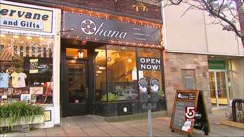 In Gloucester, check out the newly-opened Ohana. The Hawaiian born, classically trained chef, Enx Dadulas, is known for infusing his creative cuisine with spices from across the Pacific Ocean.