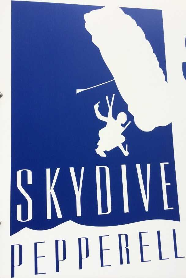 A police spokesman said there was a death after an incident during a skydive at the Skydive Pepperell Center on 167 Nashua Road.