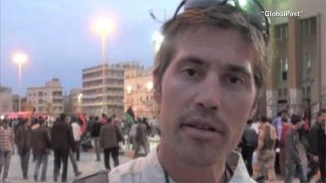 James Foley CNN