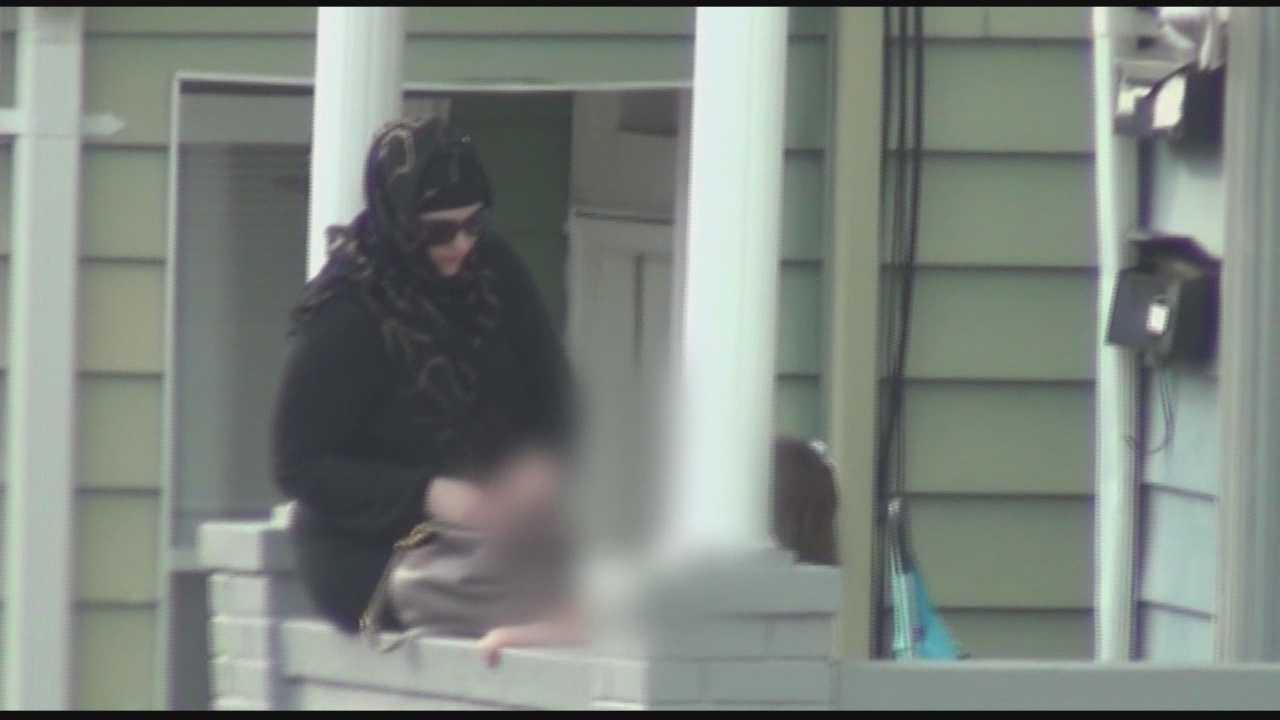 Team 5 Investigates tracks down widow of suspected Marathon bomber