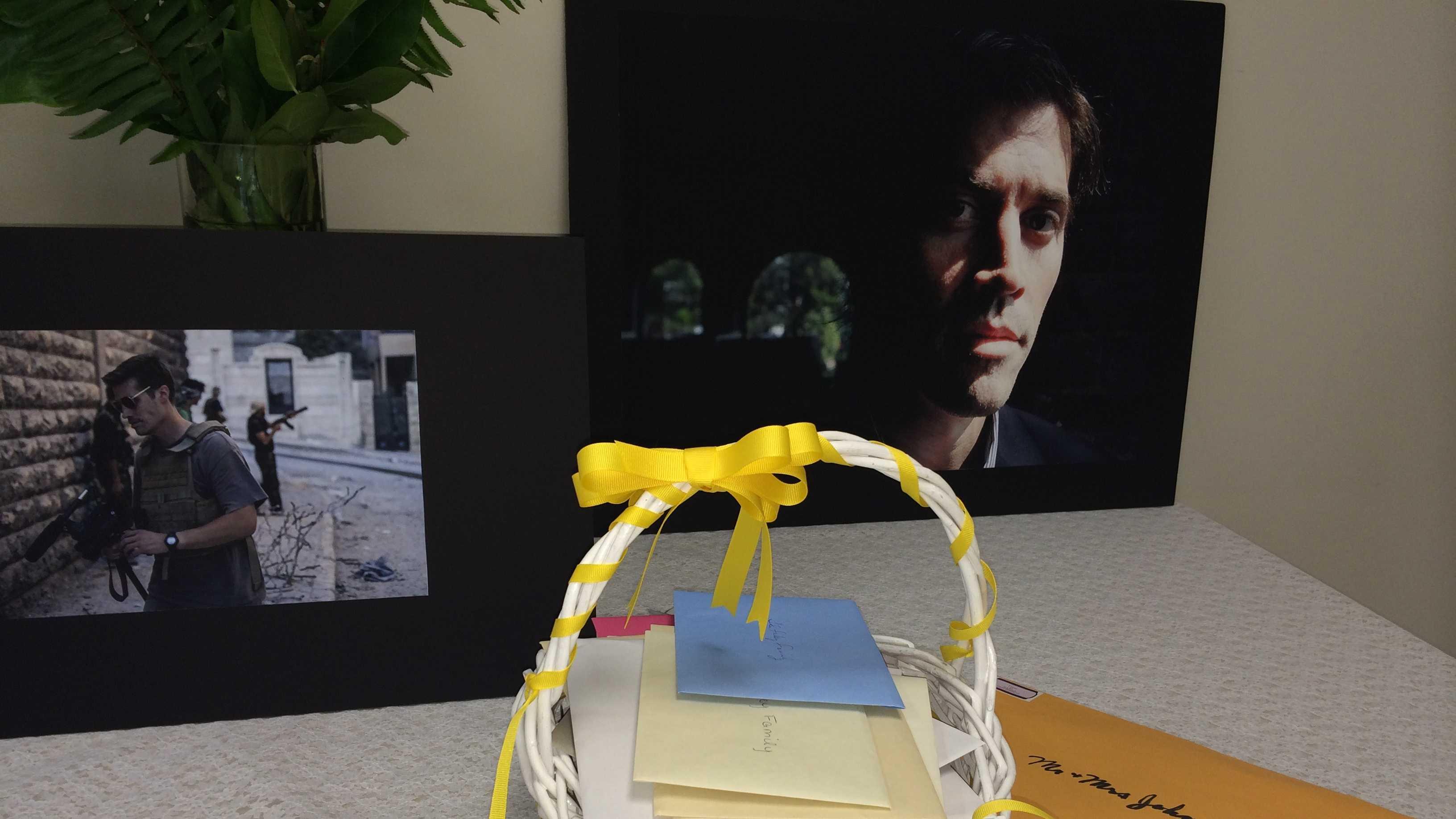 James Foley memorial 082414