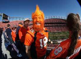 2) Denver BroncosHometown Crowd Rank: 5TV Audience Rank: 4Stadium Attendance Rank: 1Social Media Rank: 4Merchandise Rank: 2
