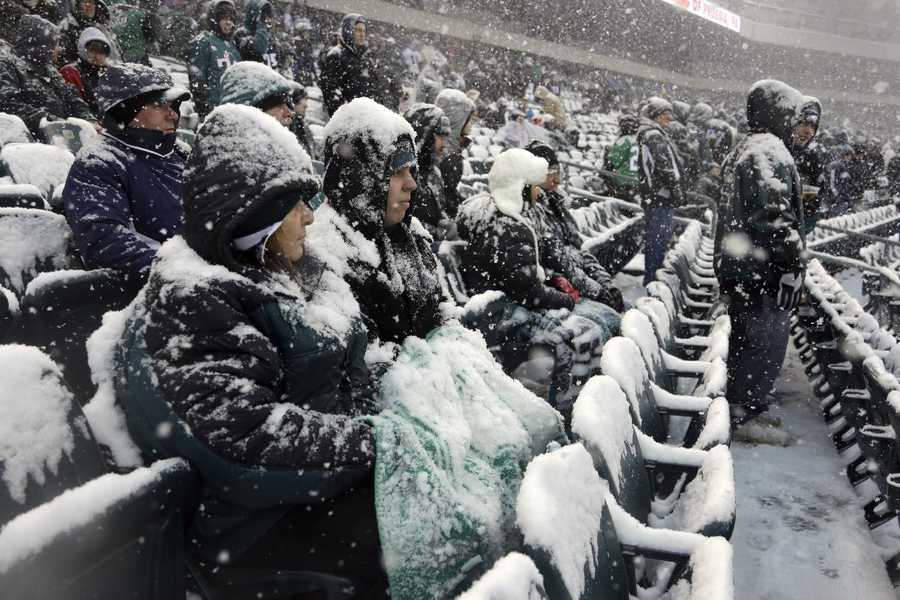 Every NFL team thinks it has the best fans, but Forbes magazine has ranked the teams with the best fans based on a number of factors. (sitting in the cold was not one of them)