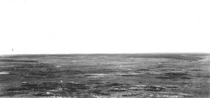 Cape Cod National Seashore, Massachusetts. North Truro 70 feet plain, looking north 52 degrees west from the signal station at Highland Light. June 3, 1916.