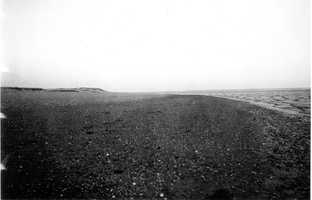 Cape Cod National Seashore, Massachusetts. Wood End beach, near Provincetown, at low tide. August 29, 1916