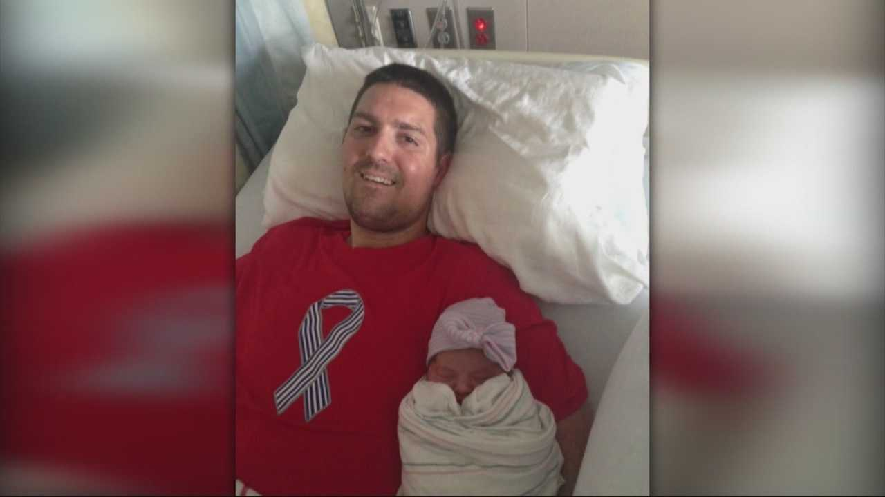 Man who sparked ALS 'Ice Bucket Challenge' now a father