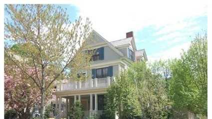 30 Linnaean Street is on the market in Cambridge for $2.59 million.