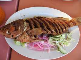 Fish to avoid: GrouperMinimize your mercury intake by limiting consumption of this fish.