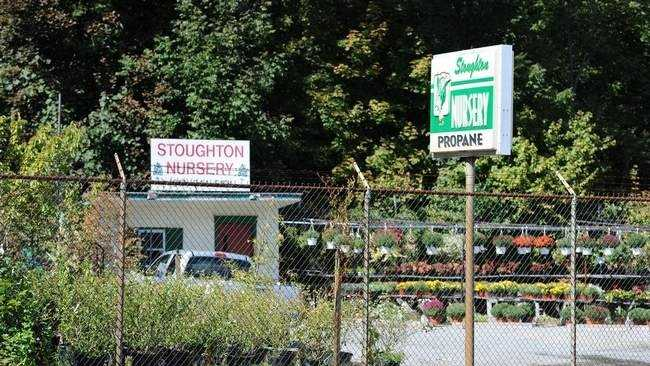 Police said the 70-year-old owner of Stoughton Nursery on Washington Street was beaten and robbed by two teenagers.