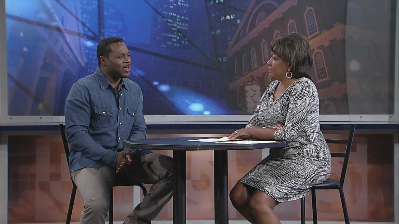Karen sits down with Malcolm Jamal Warner, appearing in Guess Who's Coming to Dinner at the Boston University Theatre.