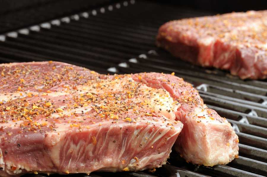 What you can do is eat a well-balanced diet containing the iron found in lean meat.