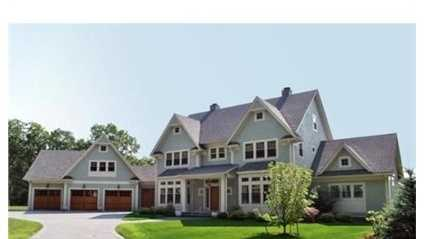 90 Applegrove Lane is on the market in Carlisle for $2.3 million.