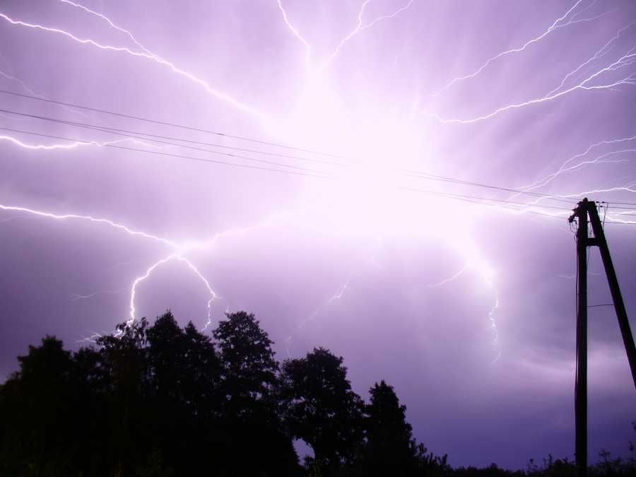 Myth: You'll get electrocuted if you touch someone who was struck by lightning