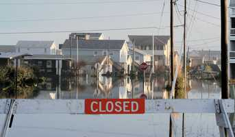 Myth: You can safely drive through floodwaters