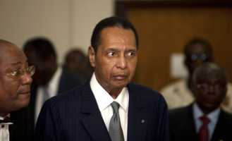 "Jean-Claude-Duvalier was the self-proclaimed ""president for life"" of Haiti whose corrupt and brutal regime sparked a popular uprising that sent him into a 25-year exile. (July 3, 1951 – October 4, 2014)"