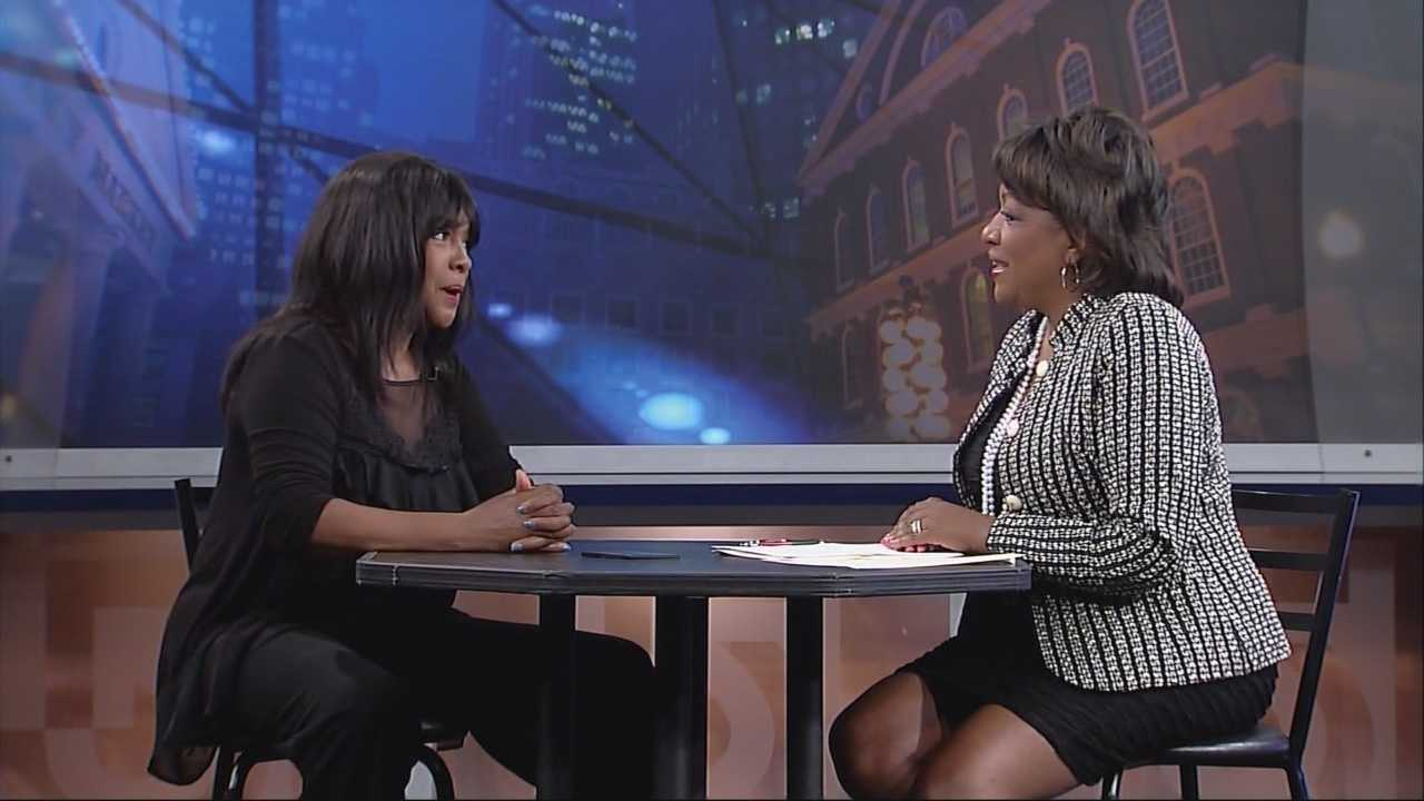 Karen Holmes Ward sits down with founding member of the Supremes, Mary Wilson.