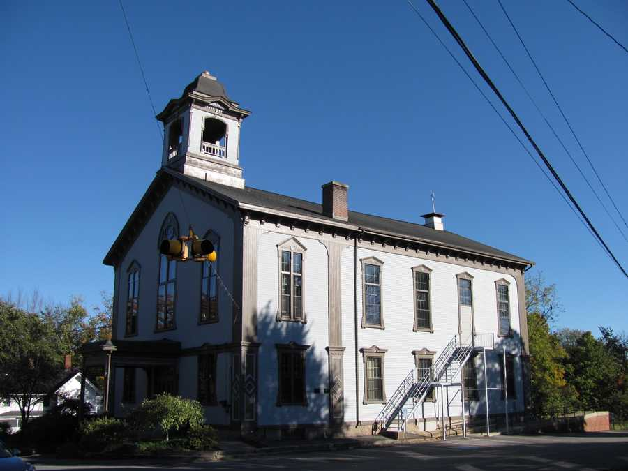 #27. East Pepperell. 12.04% of homes are single-parent households according to the U.S. Census data from 2012.