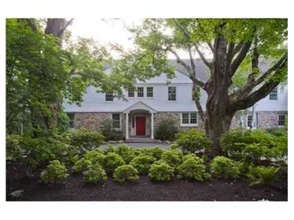 Hidden treasure! Located at the end of a long and impressive driveway you will find this gorgeous renovated stone and shingle colonial on 2 acres of professionally landscaped grounds.