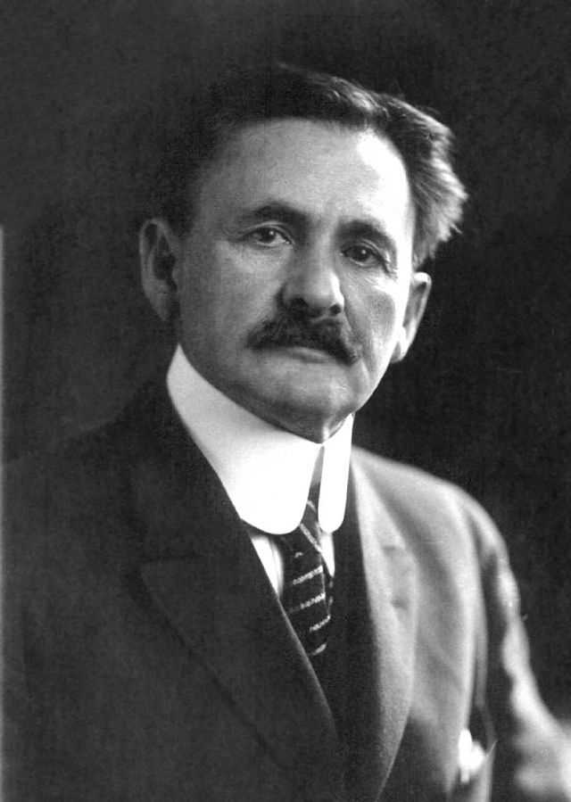 Albert A. Michelson, chairman of Clark University's Physics Department, was named America's first Nobel Prize Winner in 1902 for his experiments relating to his calculation of the speed of light.