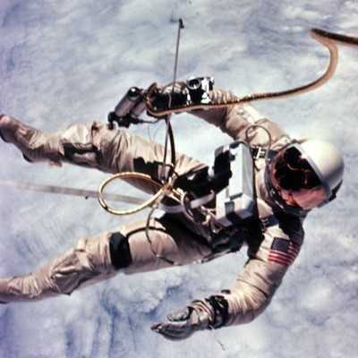 The first pressurized space suits were developed in Worcester. The David Clark Company also created the space suit worn by astronaut Ed White in the first U.S. space walk in June of 1965.