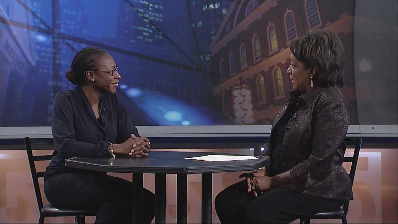 Dr. Myechia Minter-Jordan of the Dimock Center discusses paths to wellness.