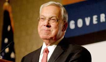 Thomas Menino was Boston's longest-serving mayor whose mumbling and occasional bumbling belied his political ingenuity and endeared him to a scrappy city whose very skyline he helped reshape. First elected in 1993, Menino built a formidable political machine that ended decades of Irish domination of city politics, winning re-election four times. He was the city's first Italian-American mayor and served in the office for more than 20 years before a series of health problems forced him, reluctantly, to eschew a bid for a sixth term. (Dec. 27, 1942 - Oct. 30, 2014)